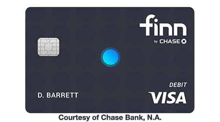 Finn by Chase Bank Review - Bank Organizer